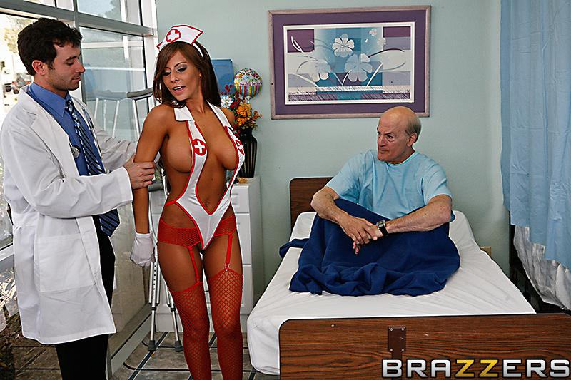 You're no Nurse Madison Ivy – James Deen