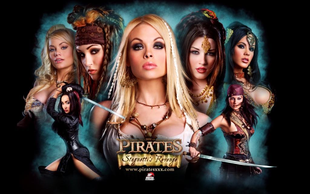 Pirates порно обложка