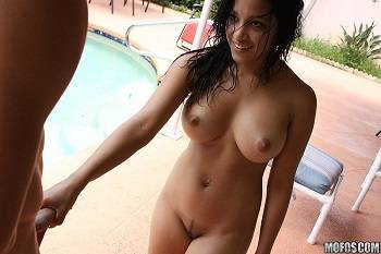 Big Tits Brunette Abella Anderson Gets Fucked Hard