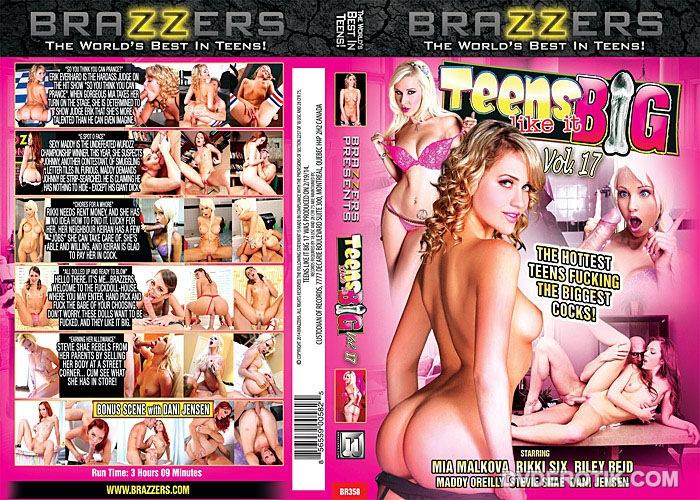 Teens Like It Big 17 Full Movie 2014 Brazzers