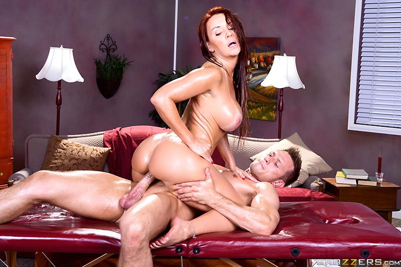 Milf Massage Janet Mason & Bill Bailey