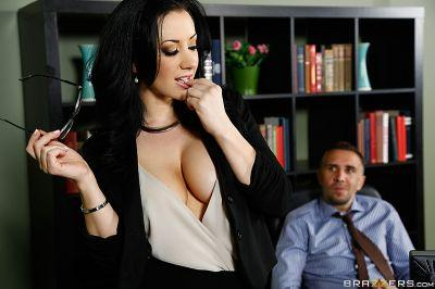 Let My Tits Make It Up To You Jayden Jaymes & Keiran Lee