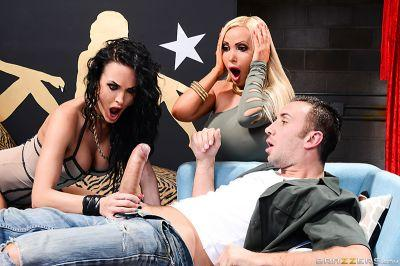 Hang Low Alektra Blue, Nikki Benz & Keiran Lee