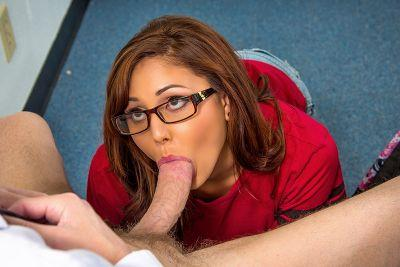 Ariana Marie in Naughty Bookworms