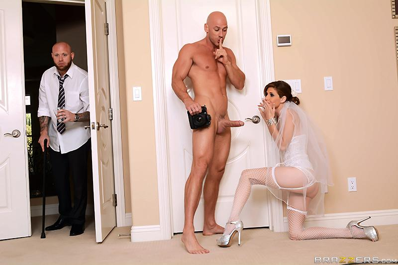 The Wedding Photographer Jenni Lee & Johnny Sins