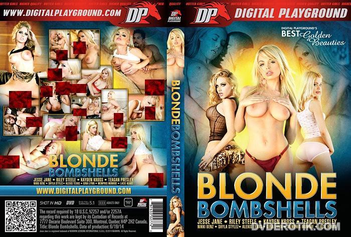 Blonde Bombshells Full Movie 2014 Digital Playground