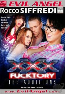 XXX Fucktory – The Auditions Full Movie 2014