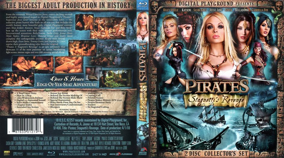 Pirates 2 Stagnetti's Revenge Full Movie