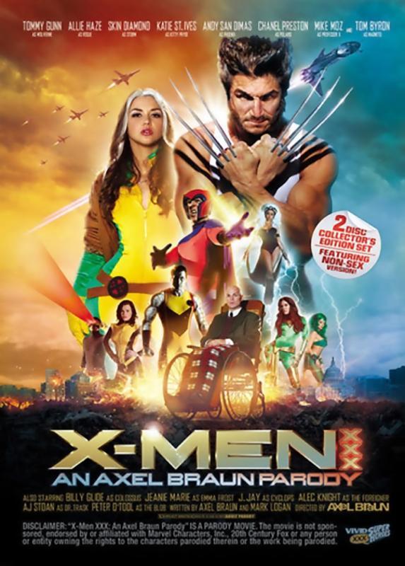 X-Men XXX: An Axel Braun Parody Full Movie 2014