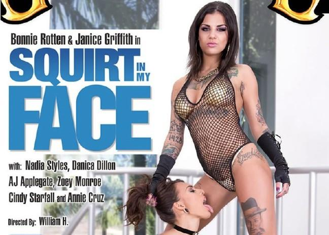 Bonnie Rotten, Janice Griffith Squirt In My Face Scene 2