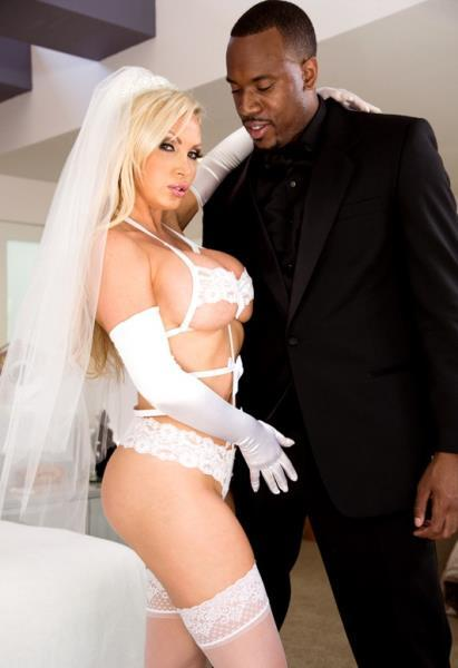 Nikki Benz – Wedding Day With A Big Black Cock