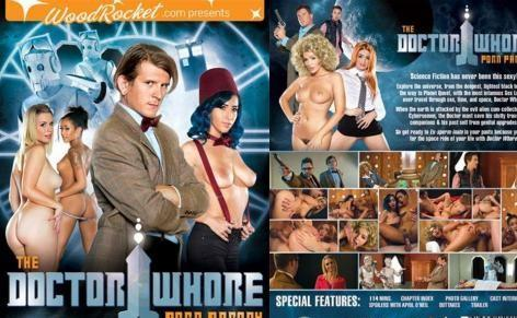 The Doctor Whore: Porn Parody