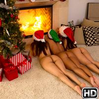 Jenna Sativa in We Live Together video: All I Want for Xxxmas