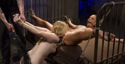 Sadistic Rope – Phoenix Marie & Delirious Hunter