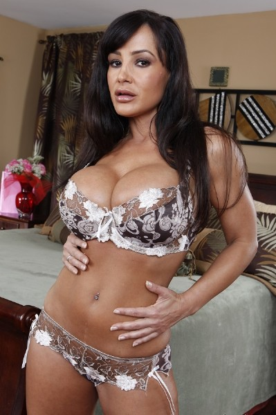 Lisa Ann – The Stepmother
