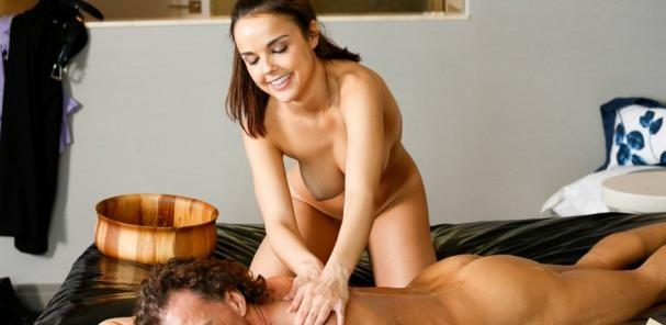 Nuru Massage – Dillion Harper