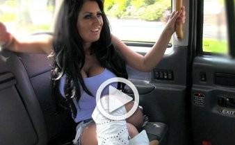 Fake Taxi – Customer Wants Second Helpings Of Taxi Cock