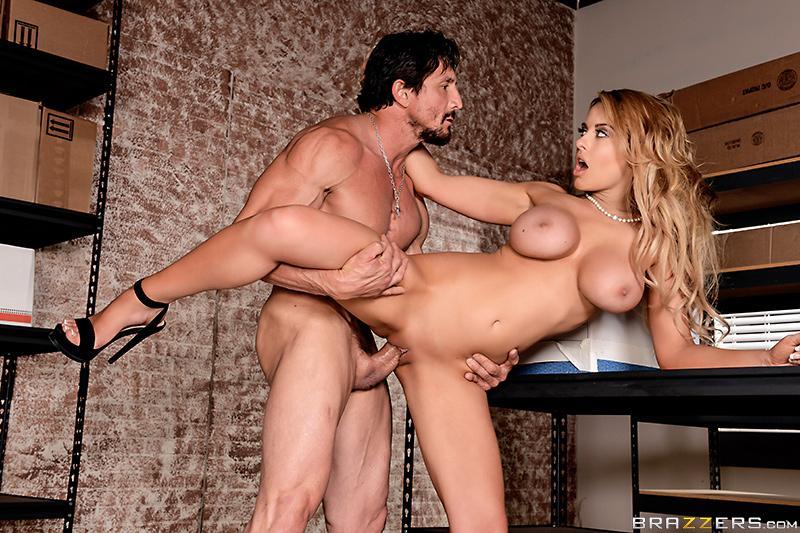The Corporate Ladder Corinna Blake  & Tommy Gunn
