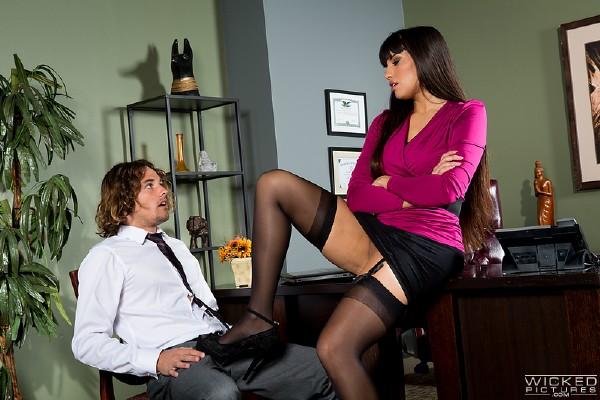 Mercedes Carrera – My Secretary the Slut
