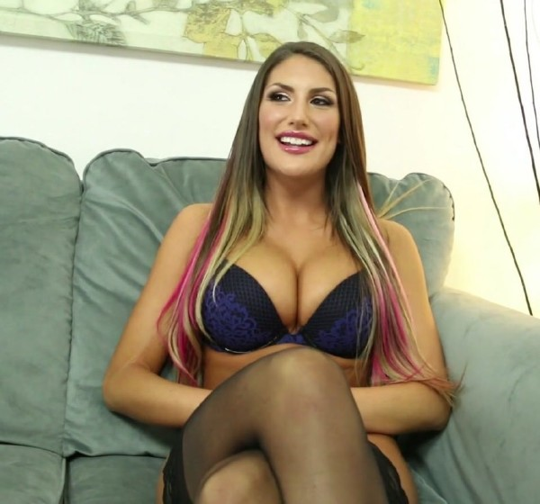 August Ames – Hardcore