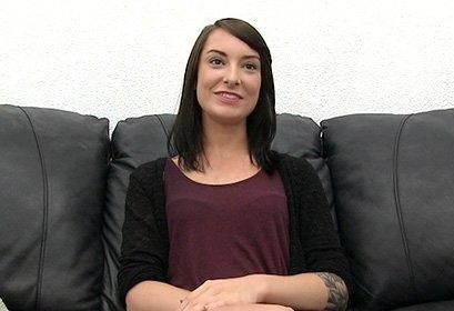 Backroom Casting Couch – Lacey