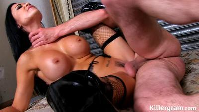 Killergram – Jasmine Jae The Lockup