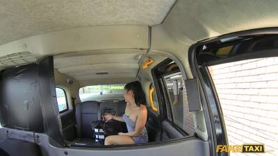 FakeTaxi E245 Dolly Stunning Hungarian Babe Gets Creampied In London Taxi
