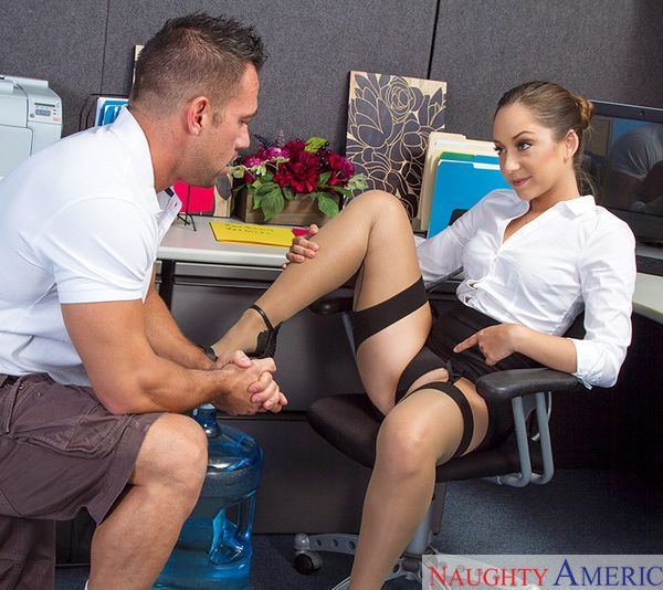 Remy LaCroix – Naughty Office