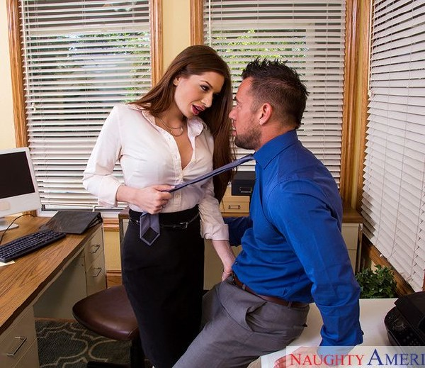 Veronica Vain – Naughty Office