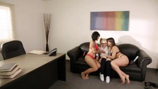 Girls Try Anal – Samantha Rone Dana Dearmond And Dana Vespoli Detention Part Two DP The Principal Way