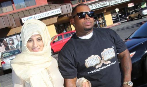 Nadia Ali Interracial Pickups