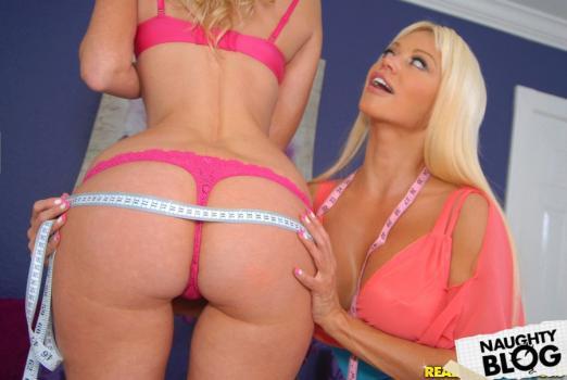 Brianna Ray & Nikita Von James – Lady Lovers