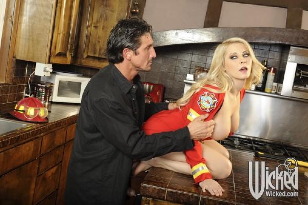 Madison Ivy – Stripper Firefighters, Scene 5