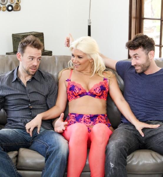 Layla Price, James Deen, Erik Everhard – DP My Wife With Me 8