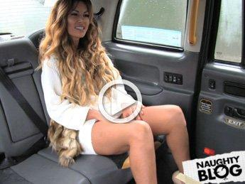 Fake Taxi – Stunning gold digger with great body and sexy eyes