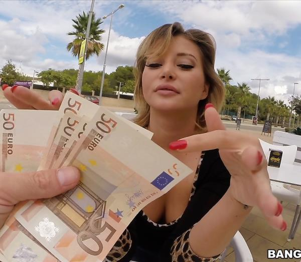 Anna Polina – Russian Babe Takes A Public Anal Pounding