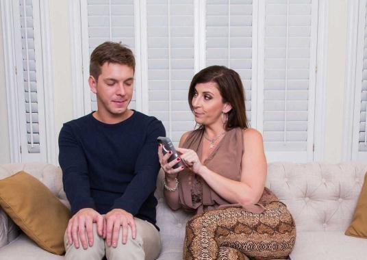 Sara Jay in Seduced by Cougar