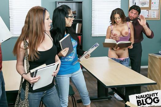 Big Tits At School – Jean Michaels