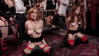 The Upper Floor – Aiden Starr Penny Pax Audrey Holiday Goldie Rush And Aidra Fox
