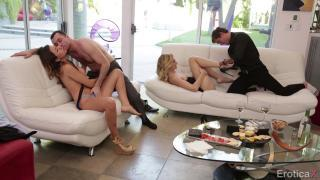 Erotica X – Melissa Moore And Alexa Grace More Than Friends Episode 4