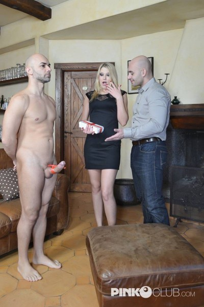Lucy Heart, Christianclay, Neeo – I give you a nice big dick
