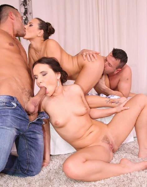 Mea Melone, Wendy Moon – Lather Me Up