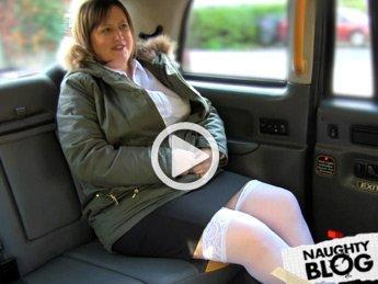 Fake Taxi – Back seat anal for curvy lass
