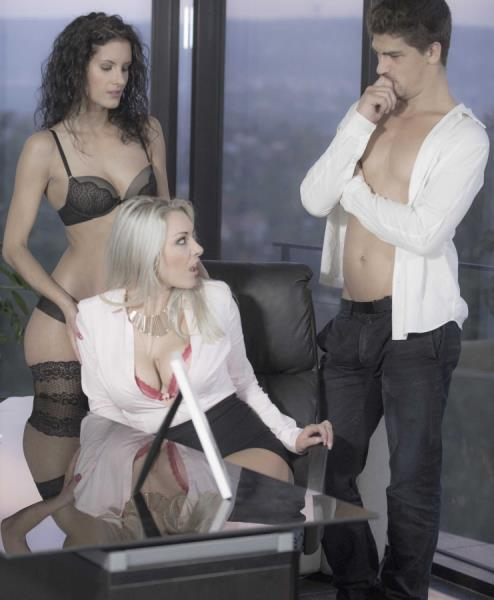Leanna Sweet, Victoria Summers – Dont Tell My Wife Part 2