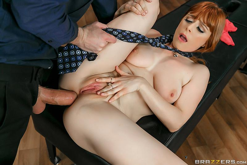 Straightening Her Out Penny Pax & Danny D