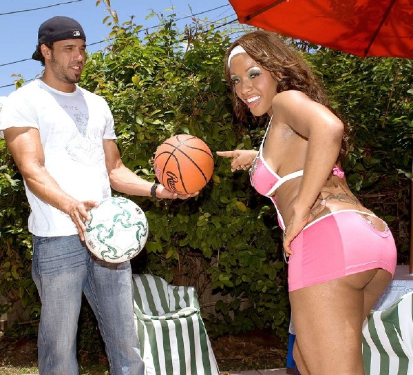 Ayana Angel – One-on-One Ballin