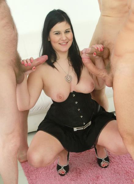 Jackie – Big Butt Slut Jackie First Time Airtight DP PAWG Anal SZ1175