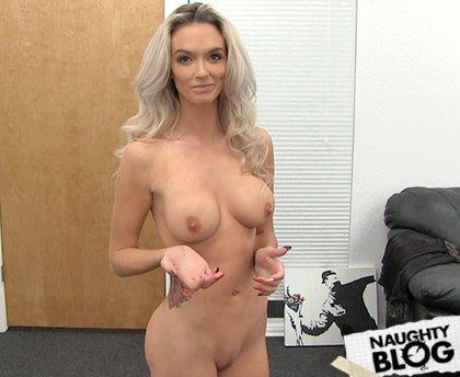 Backroom Casting Couch – Brooke
