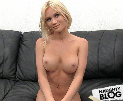 Backroom Casting Couch – Alaina