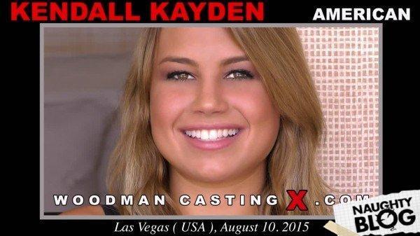 Woodman Casting X – Kendall Kayden